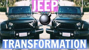 jeep gladiator transforming my jeep gladiator grille install youtube