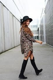 20 super stylish ways to wear knee high boots 2018 fashiontasty com