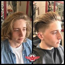 Undercut Hairstyle Men Back by Long Hair Ideas For Men