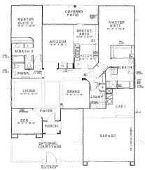 large single house plans house plans with two master bedrooms house building plans with two