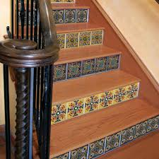 living room how to tile stair risers ceramic tile on stair