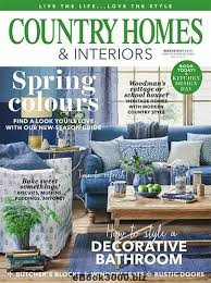 country homes interiors magazine country homes interiors march 2017 free pdf magazine