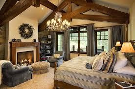 Master Bedroom Fireplace Master Bedroom Fireplace Idea Luxury Classic Bedroom With