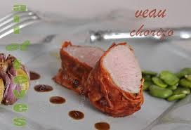 cuisiner les f钁es fraiches veau en habit de chorizo aux feves fraiches cuisson basse