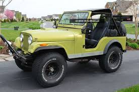 cj jeep yellow jeep cj 5 pictures posters news and videos on your pursuit