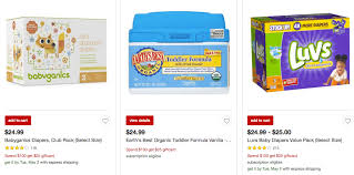 2017 black friday target diaper deal target purchase 100 diapers baby food formula wipes u0026 more