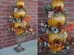 pumpkin topiary pumpkin topiaries decorating ideas family net