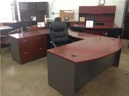 staples office desk with hutch u shaped office desk with hutch clearance thedigitalhandshake