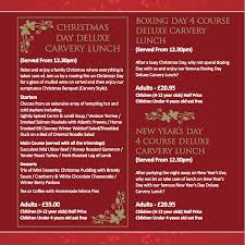 christmas at the white horse hotel derry londonderry