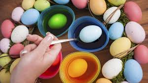 7 hacks for dyeing easter eggs with kids tlcme tlc