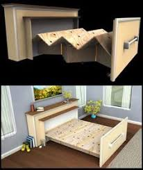bed options for small spaces live in a tiny house build a diy built in roll out bed house