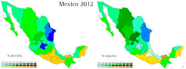 Tecate Mexico Map by Mexico World Elections
