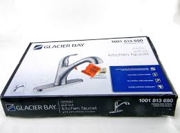 Glacier Bay Pull Down Kitchen Faucet by Glacier Bay Market 1 Handle Kitchen Faucet Pull Down Spray 67737