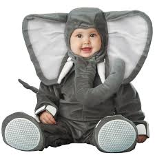 target newborn halloween costumes lil u0027 elephant elite collection infant toddler costume