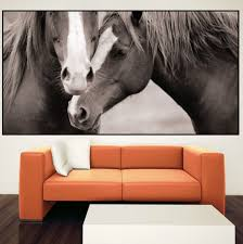 10 ways to dress up your walls with vinyl decals horses heels horse mural vinyl decal