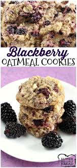 mrs pastures cookies blackberry oatmeal cookies recipe easy cookie recipes cookie