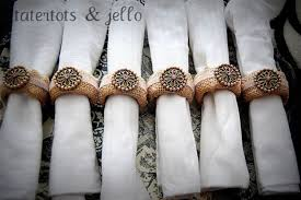 napkin ring ideas 30 creative napkin rings ideas as pretty wedding table decoration