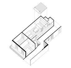 small apartment in gran via bach arquitectes spain floor