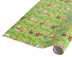 dr who wrapping paper christmas wrapping paper paw patrol 20 total sq ft american