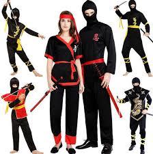 Halloween Costume Ninja Compare Prices Warrior Halloween Costumes Shopping Buy