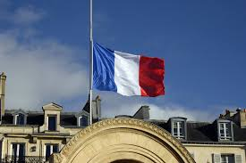 Fly Flag At Half Mast Our Thoughts Are With The French Tonight