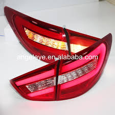 2013 hyundai sonata tail light bulb size for hyundai tucson ix35 led tail light 2009 2013 type red white