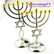 menorah buy israel jerusalem menorah seven branch silver chanukah menorah