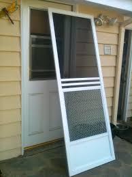 retractable garage door screen garage garage screen door price