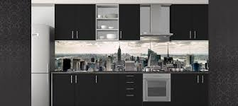 revetement mural cuisine credence couleur credence cuisine dibond crédences cuisine