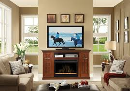 Electric Fireplace Entertainment Center Electric Fireplace Entertainment Center Living Room Traditional