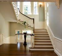 Banister Wall Traditional Stairs Design Staircase Traditional With Dark Wood