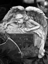 cemetery statues weeping angel statue gargoyles and grotesques