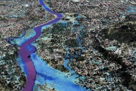 3d Maps Philippines Produces 3d Flood Hazard Map