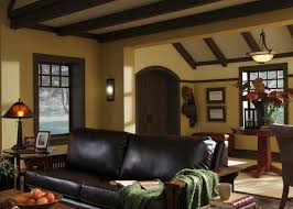 arts and crafts style homes interior design arts and crafts style living room