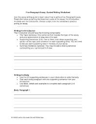 concluding sentence worksheet worksheets
