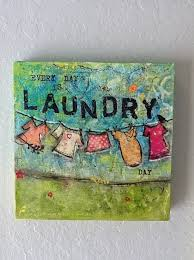 How To Make Home Decoration How To Make Cute Home Decor For Laundry Room Snapguide