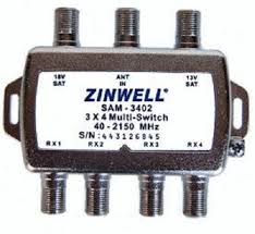 zinwell multiswitch ebay