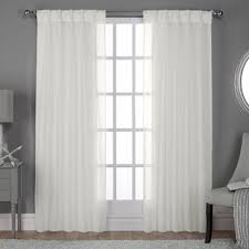 pinch pleated drapes u0026 curtains wayfair
