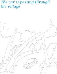 awesome scenery coloring pages 12 free coloring book
