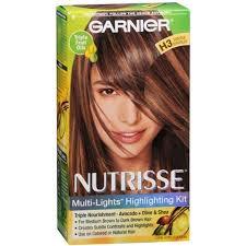 garnier nutrisse haircolor multi lights h3 warm bronze 1 each
