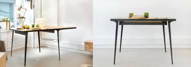 table cuisine modulable comment choisir la taille de ma table à manger le d hopfab