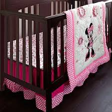 Crib Bedding Set Minnie Mouse by 110 Best Minnie Mouse Nursery Inspiration Images On Pinterest
