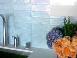 kitchen peel and stick backsplash self adhesive backsplashes hgtv