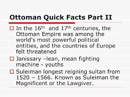 Ottoman Empire Facts Asia China Japan Presentation History Sliderbase