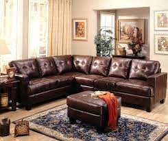 Brown Sectional Sofa With Chaise Leather Sectional Sofa Recliner Recliner 4087 Modern Leather