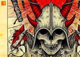 x men apocalypse u201d release new four horsemen tarot card posters