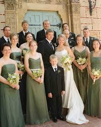 real weddings with green ideas martha stewart weddings
