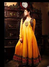 mehndi festival dress latest bridal mehndi designs dresses