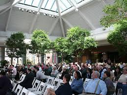Virginia Botanical Gardens Atrium At Meadowlark Botanical Gardens Wedding Here Comes The Guide