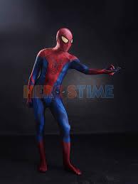 spiderman mask halloween the amazing spider man 3d original movie spider man costume